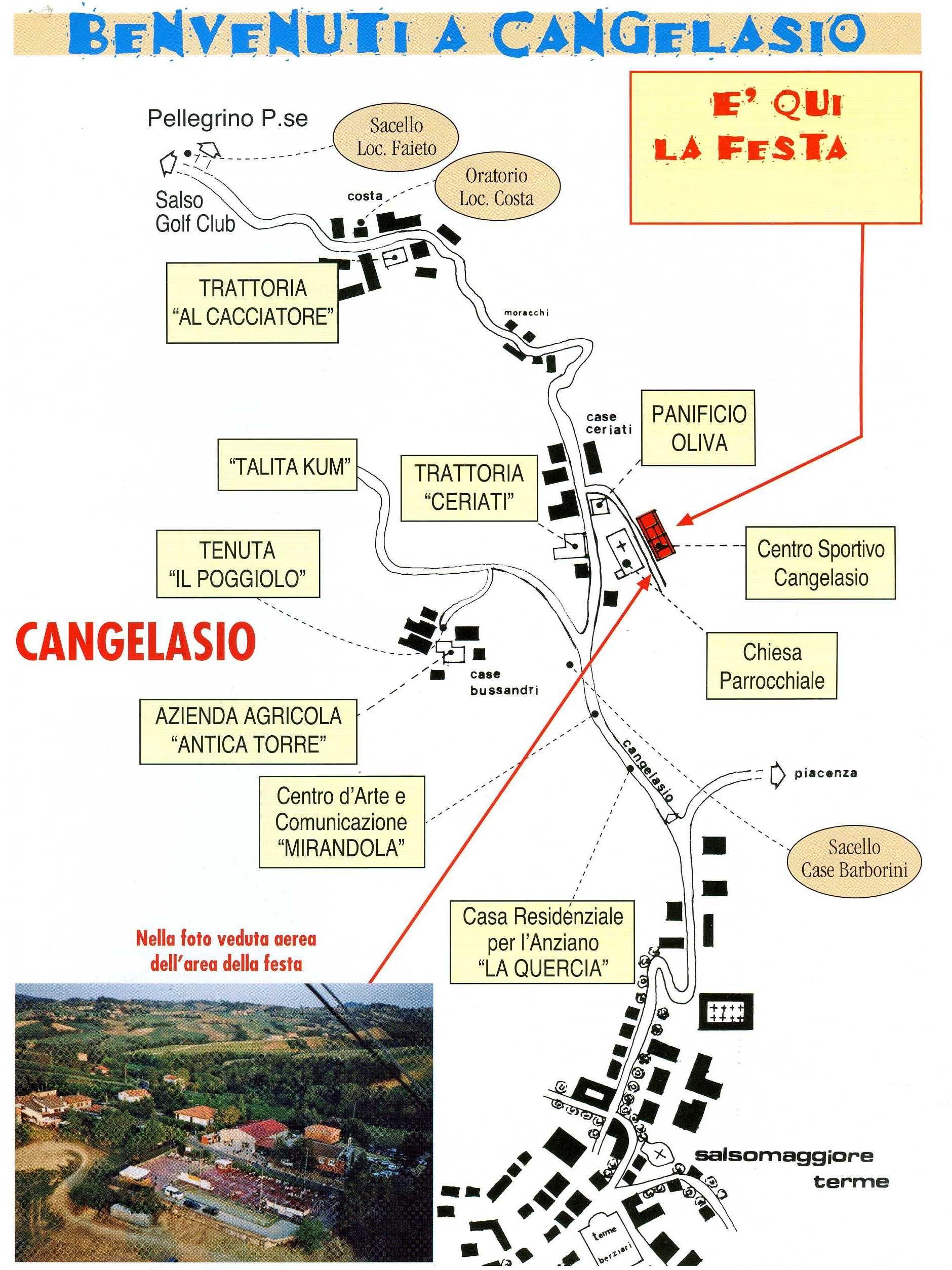 Mappa Cangelasio