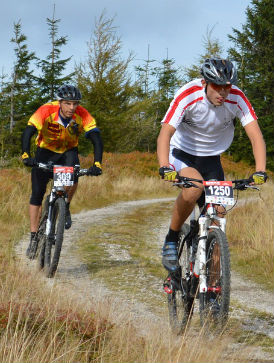 ciclocross gara natura